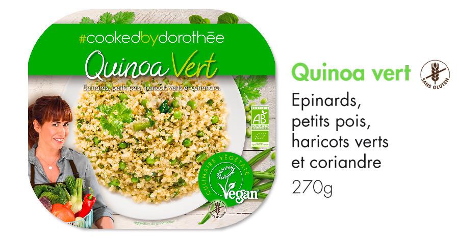 Quinoa vert